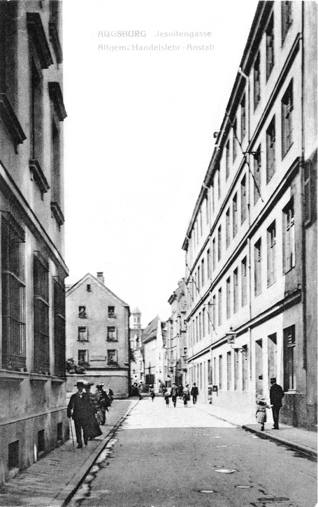 Handels-Lehranstalt Augsburg