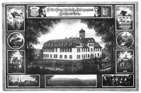 Handelsschule Kirchheim-Teck