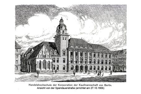 Handelshochschule Berlin