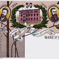 Gera Handelsschule 1904