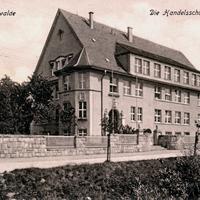 Dippoldiswalde Handelsschule 1932