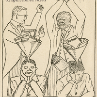 Singen Höhere Handelsschule 1938