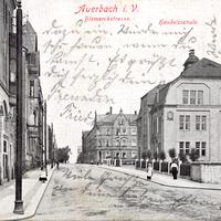 Auerbach Handelsschule Bismarckstrasse