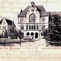 Bochum Städtische Oberrealschule