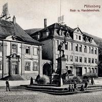 Miltenberg a. M. Real- und Handelsschule, ohne Datum