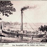 Berlin Alt-Berlin um 1825