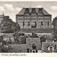 Flensburg, Städtische Handelslehranstalten, 1920