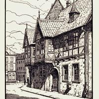 Herzog-Johann-Albrecht-Oberrealschule 1876-1926