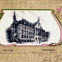 Köln Handelshochschule, 1934