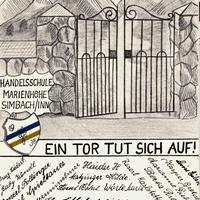 Simbach (Inn) Handelsschule Marienhöhe (Studentika Ein Tor tut sich auf), 1938