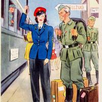 Frauen-schaffen-für-Euch Aufsichtsbeamtin von-Gagelmann-1943