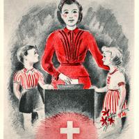 Aktionskomitee für das Frauenstimmrecht im Kanton Zürich (Gebt uns das recht auch diese Pflicht zu tun)