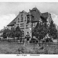 Aue im Erzgebirge  Handelsschule