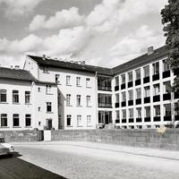 Neuwied am Rhein, Handels- und Drogistenschule (ohne Datum)