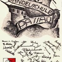 Passau Handelsschule, Absolvia 1937