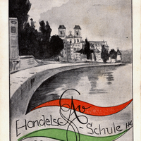 Passau, Handels-Schule, Absolvia 1939