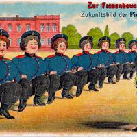 Zur Frauenbewegung, Zukunftsbild der Pioniere