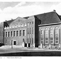 Hagenau  Handels Schule