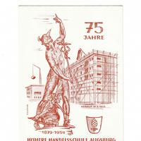 Augsburg 75 Jahre