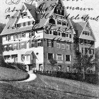 Calw, Neue Handelsschule Zügel, 1909