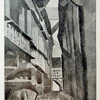 Einhornpassage (von unten gesehen)