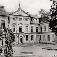 """Gotha Wirtschaftsschule """"Heinrich-Rau"""", 1958"""