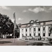 Plessow bei Werder, Havel, Wirtschaftsschule (Atelier-Tusche-in-Werder)