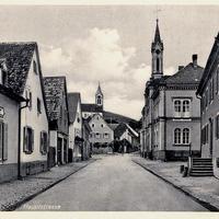 Auggen-in-Baden,-Hauptstraße