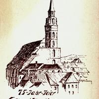 Bautzen,-Städtische-Höhere-Handelslehranstalt,-75-Jahr-Feier-1856---1931