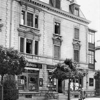 Zürich,-Kolonialwarengeschäft
