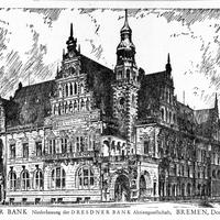 Bremen,-Bremer-Bank-(seit-1856),-Niederlassung-der-Dresdner-Bank,-Domshof-8-9