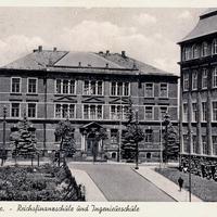Ilmenau,-Reichsfinanzschule-und-Ingenieurschule, 1938