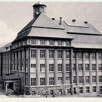 Ilmenau,-Technikum, 1916