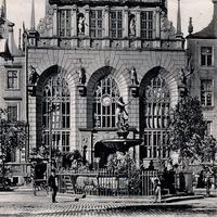 Danzig,-Artushof-Börse