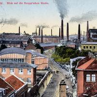 Essen,-Krupp-Werke, 1913
