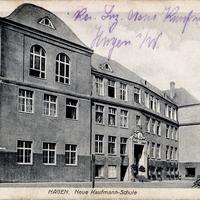 Hagen,-Neue-Kaufmann-Schule, 1917