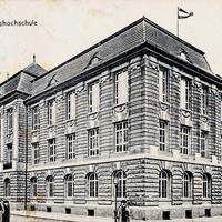 Berlin,-Handelshochschule, 1915
