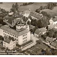 Brakel-(Kreis-Höxter),-Institut-Brede,-Oberschule,-Handelsschule,-Haushaltungsschule