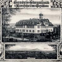 Kirchheim-Teck,-Handels-Lehranstalt