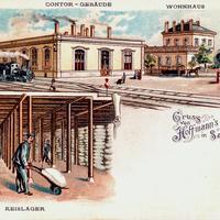 Hoffmann's-Stärkefabriken-Salzuflen