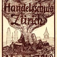 Zürich -Kantonale-Handelsschule-Zürich -Matura-1912