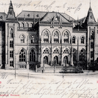 Bremen -Poststempel-1901