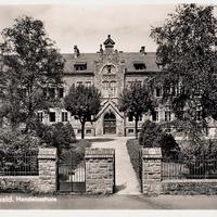 Lahr- Schwarzwald  -Handelsschule
