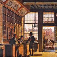 Buchhandlung Die-Buchhandlung-von-Pieter-Meijer-Warnars- von-Johannes-Jelgerhuis