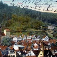 Calw -Neue-Handelsschule- Zügel-und-Fischer