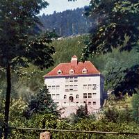 Calw -Neues-Schulgebäude-der-Spöhrer schen-Höheren-Handelsschule
