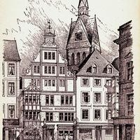 Hannover -Hahn sche-Buchhandlung