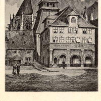 Schwäbisch-Gmünd -Buchhandlung-Joerg (von W. Romberg)