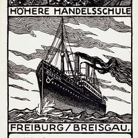 Freiburg- Breisgau  -Höhere-Handelsschule -Absolvia