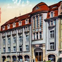 Leipzig -Handelshochschule